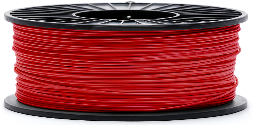 Salsa Red PLA 1.75mm Product Photo