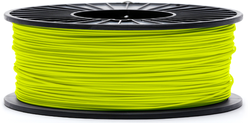 Gamer Green (Chartreuse) PLA 2.85mm Product Photo